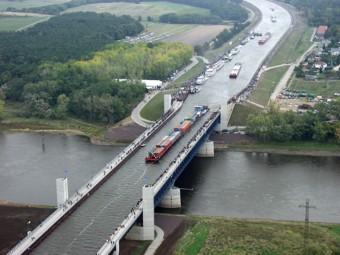 мост канал